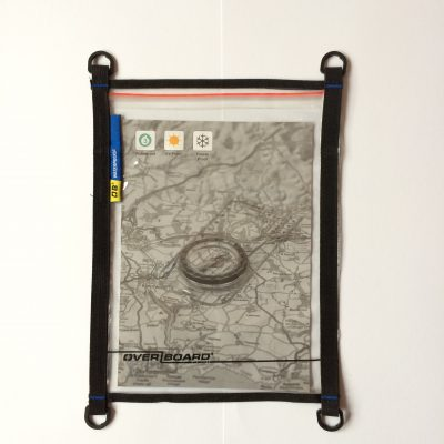 Overboard Kartentasche A4 wassergeschützt
