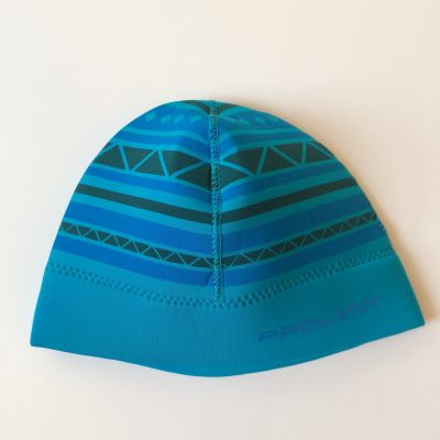 Prolimit Neopren Beanie Striped Blue