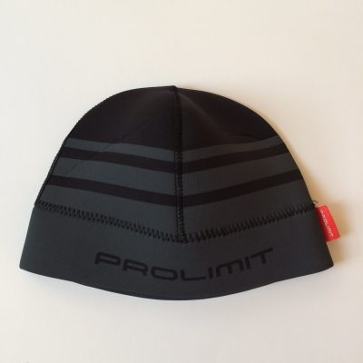 Prolimit Neopren Stripe Beanie Black