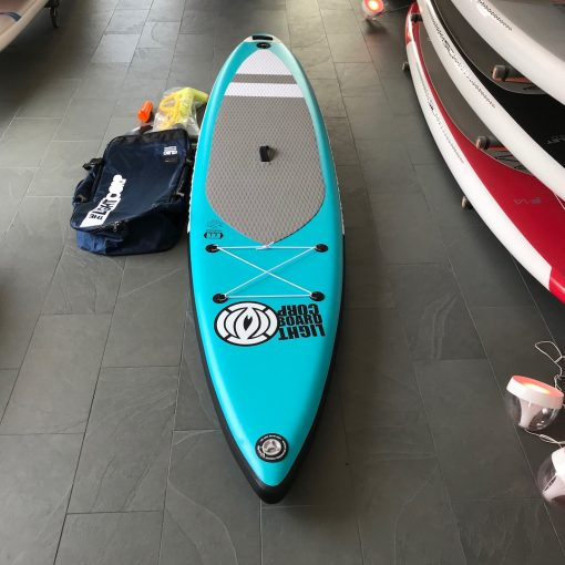 SUP Shop Kiel - Light Board 12.6 teal 1