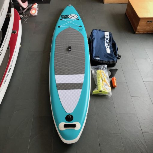 SUP Shop Kiel - Light Board 12.6 teal 2