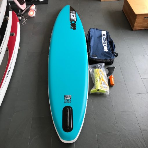 SUP Shop Kiel - Light Board 12.6 teal 3