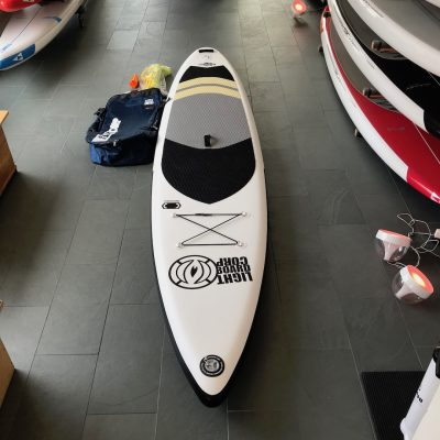SUP Shop Kiel - Light Board 12.6 weiß 1